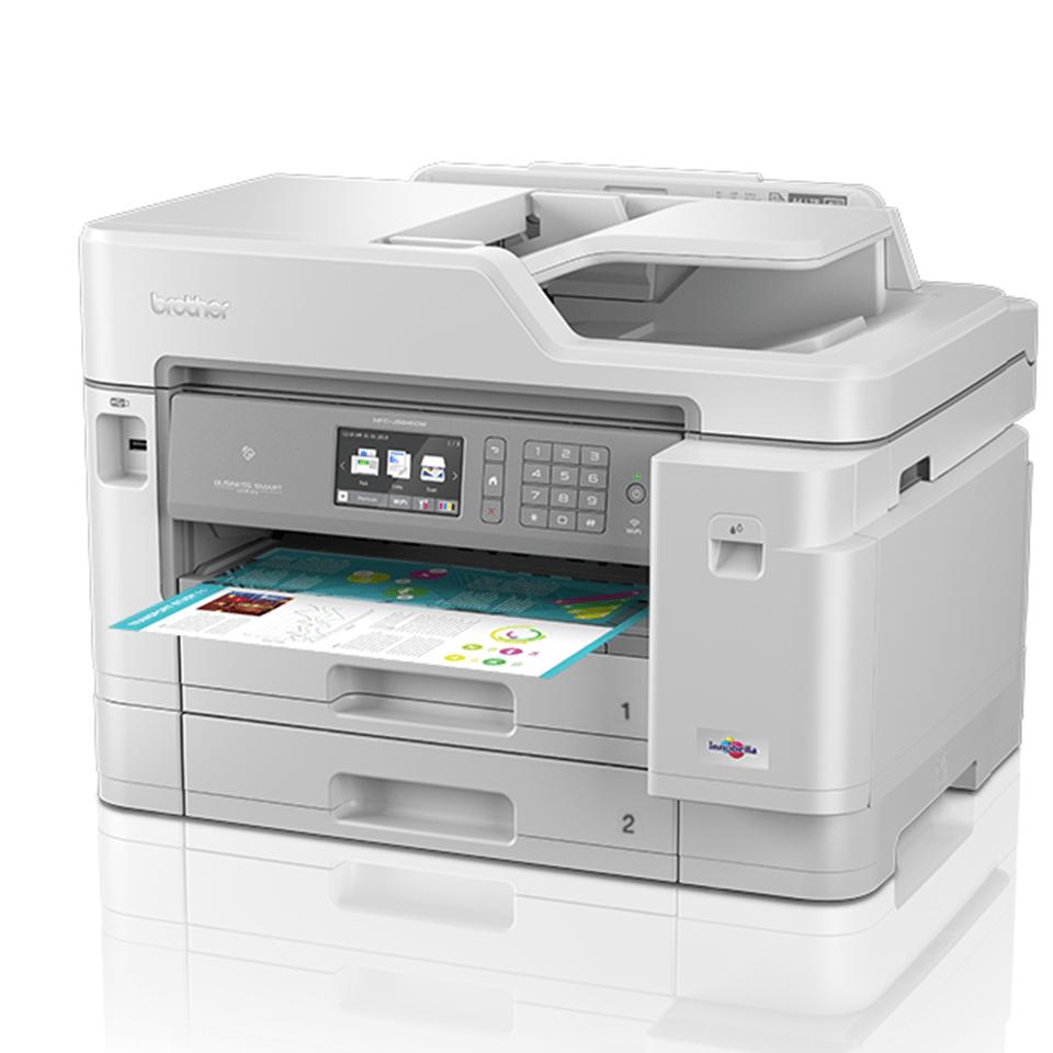 MFC-J5945DW Colour Wireless A3 Inkjet 4-in-1 Printer 2
