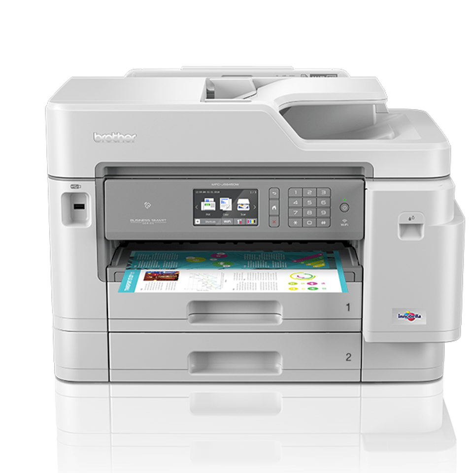 MFC-J5945DW Colour Wireless A3 Inkjet 4-in-1 Printer