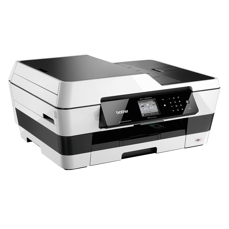 MFC-J6520DW All-in-One A3 Inkjet Printer 3