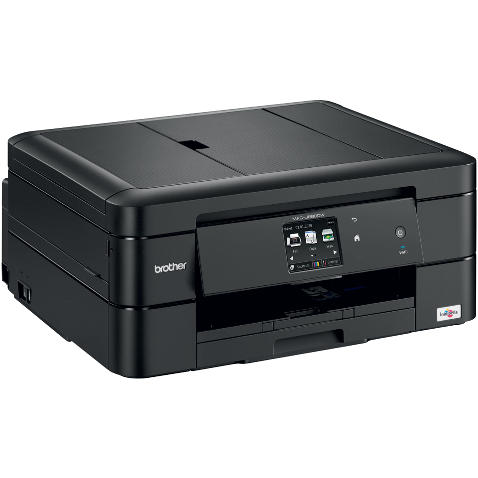 MFC-J680DW Compact A4 Inkjet Printer 3