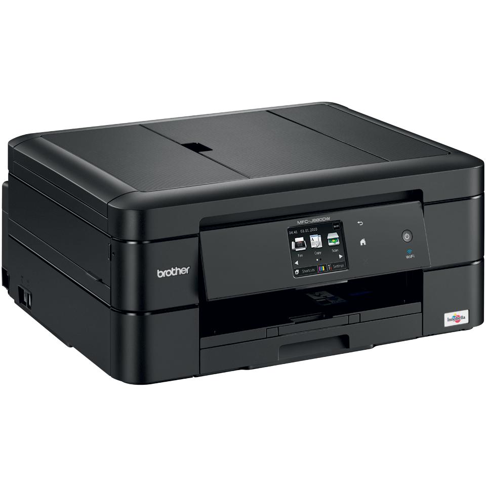 MFC-J680DW Compact A4 Inkjet Printer 3
