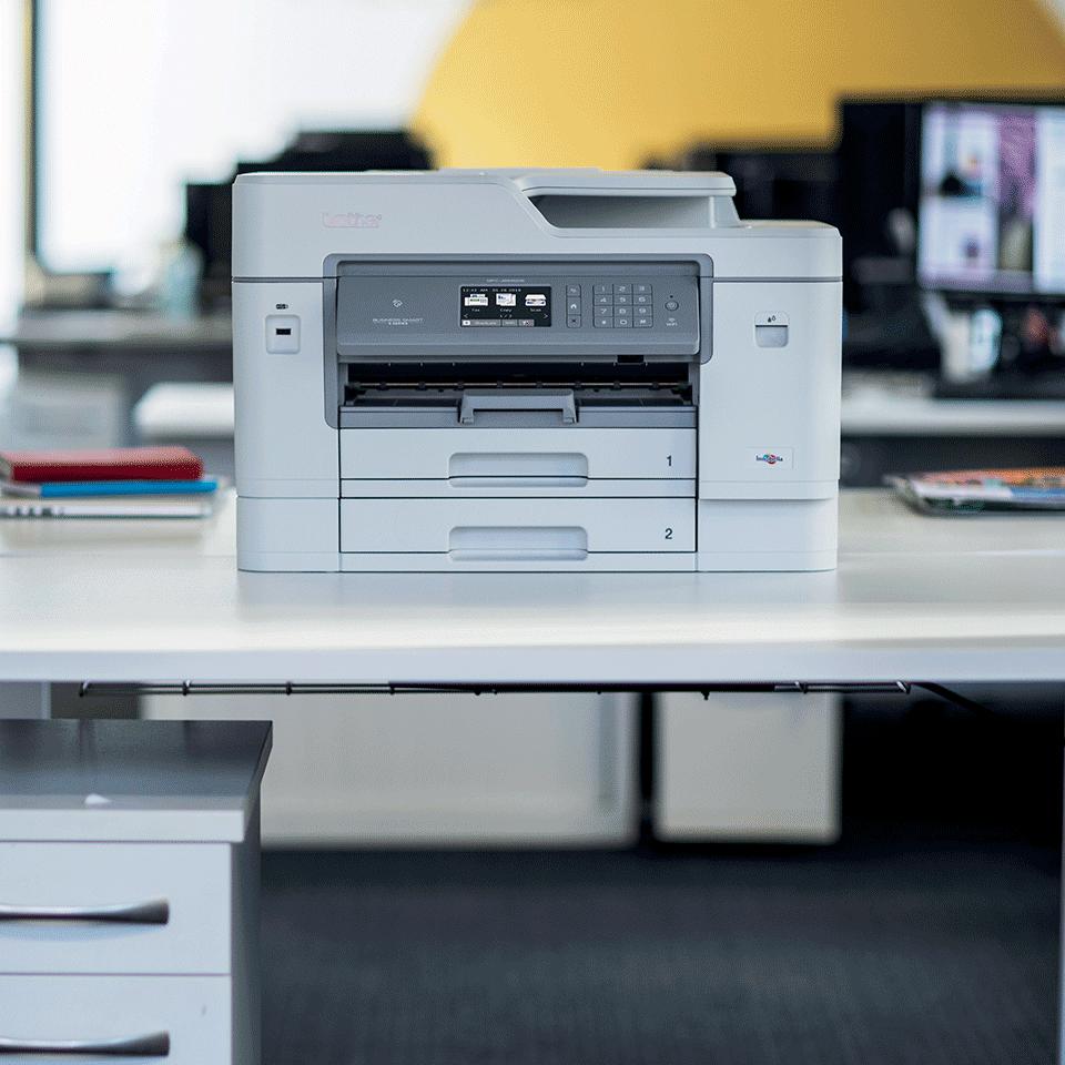 MFC-J6945DW Colour Wireless A3 Inkjet 4-in-1 Printer 4