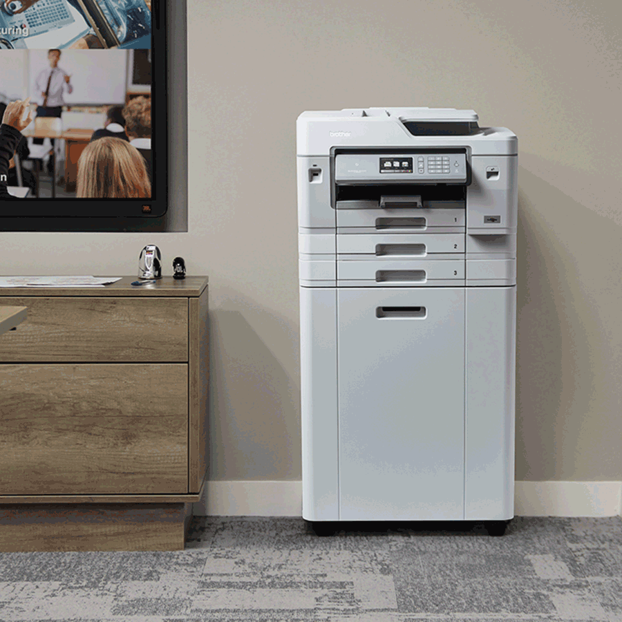 MFC-J6947DW Colour Wireless A3 Inkjet 4-in-1 Printer 7