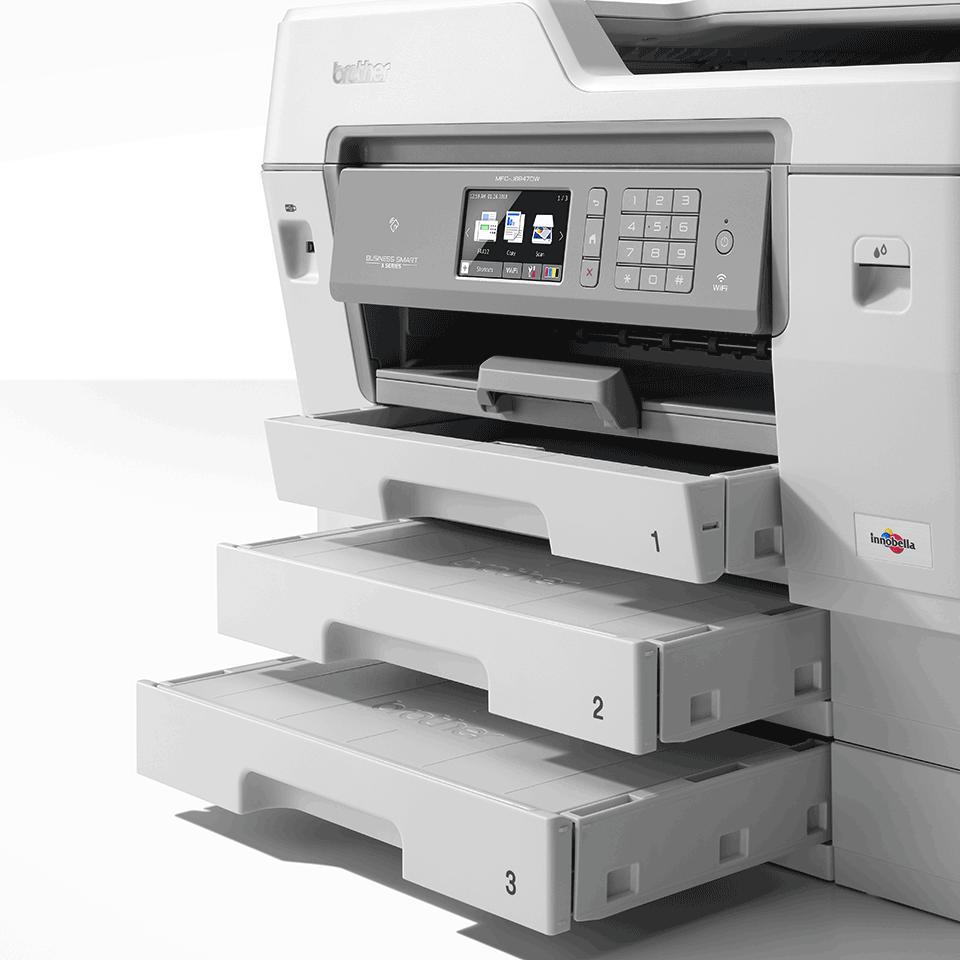 MFC-J6947DW Colour Wireless A3 Inkjet 4-in-1 Printer 6