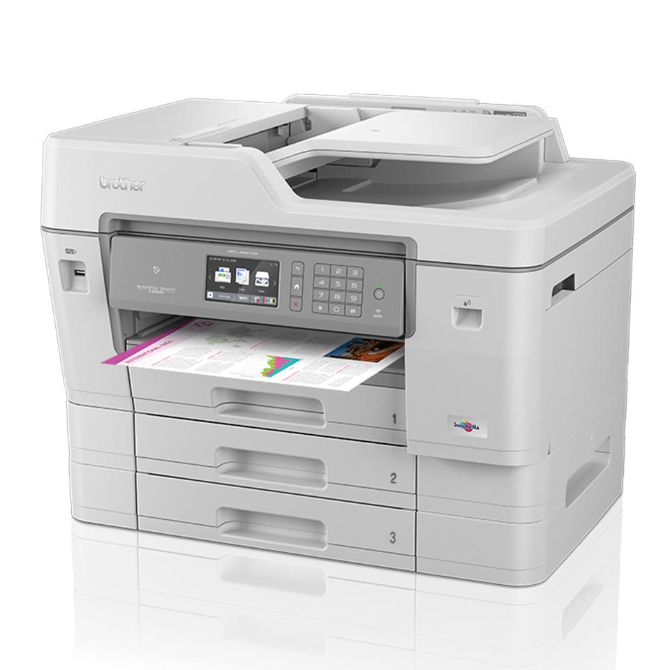MFC-J6947DW Colour Wireless A3 Inkjet 4-in-1 Printer 2