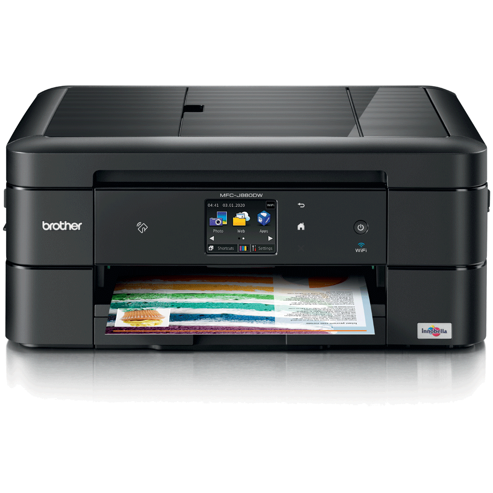 MFC-J880DW Compact A4 Inkjet Printer