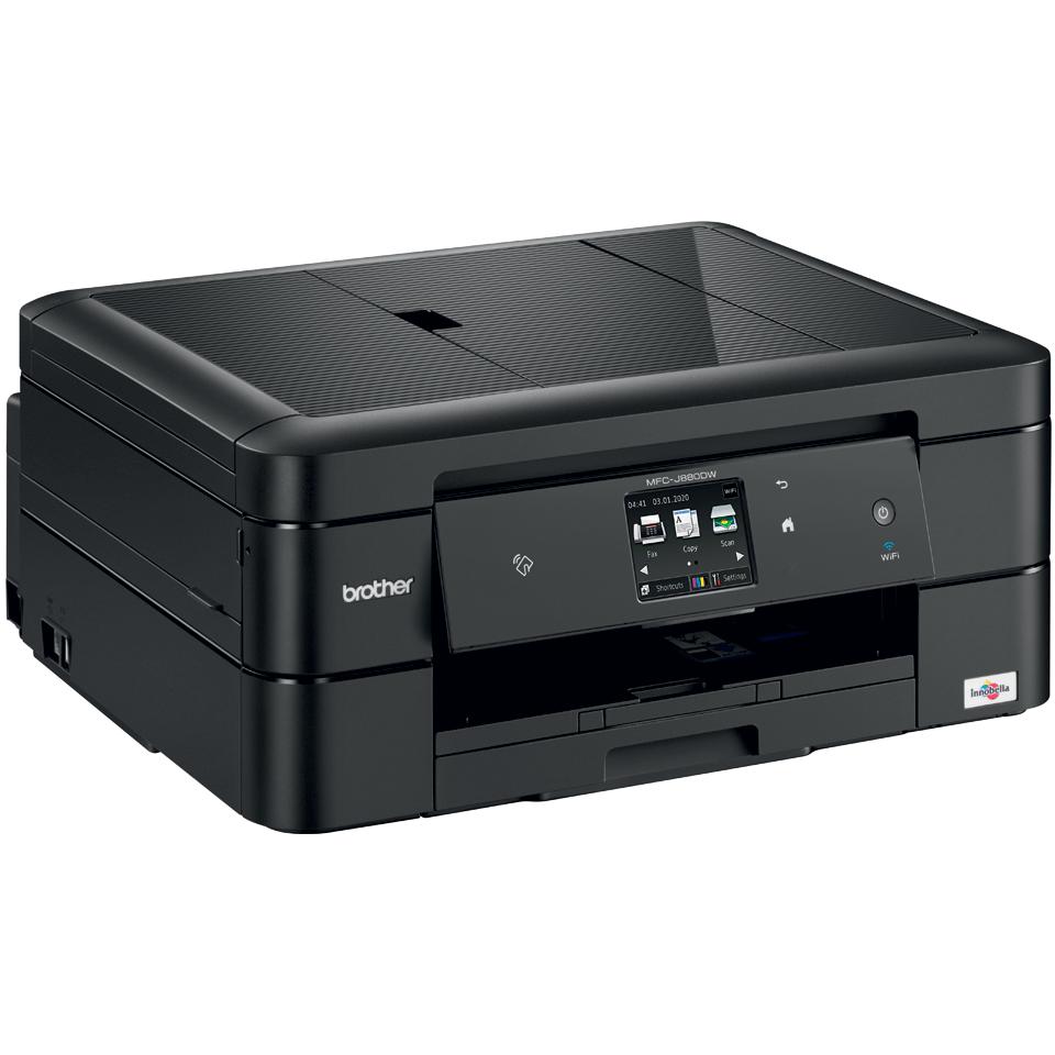 MFC-J880DW Compact A4 Inkjet Printer 3