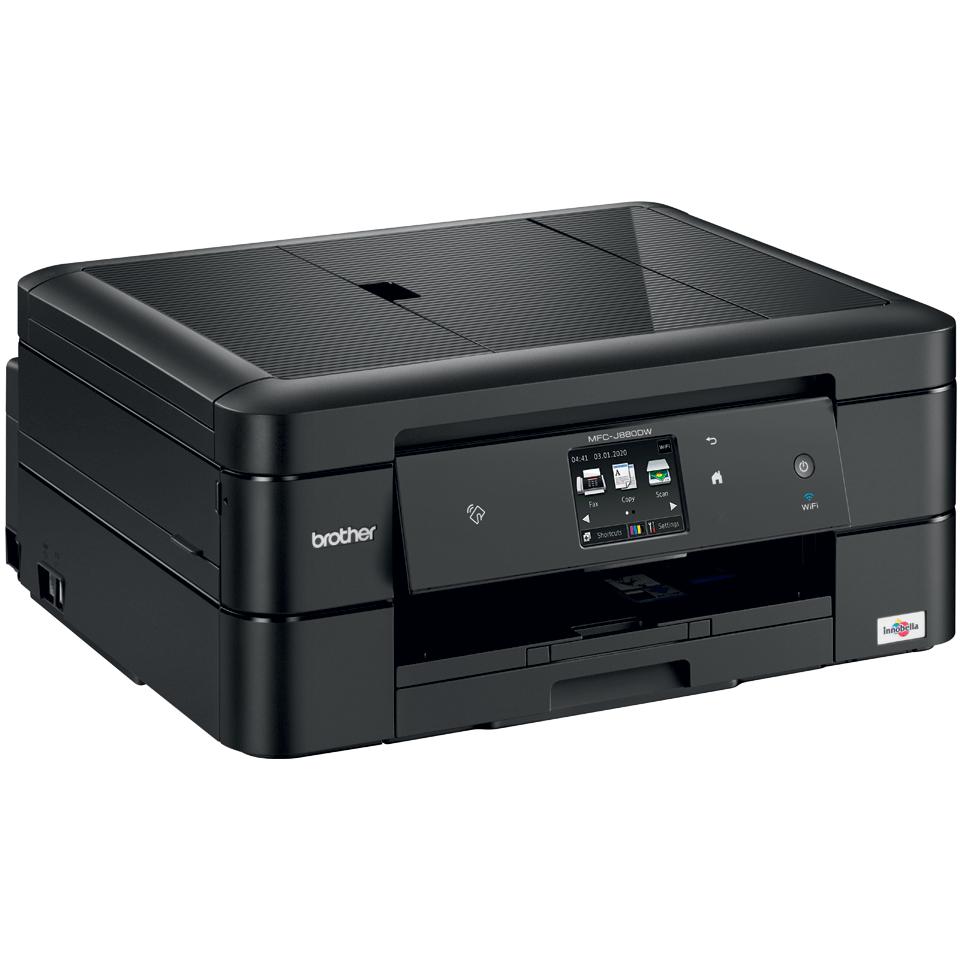 MFC-J880DW Compact A4 Inkjet Printer 2