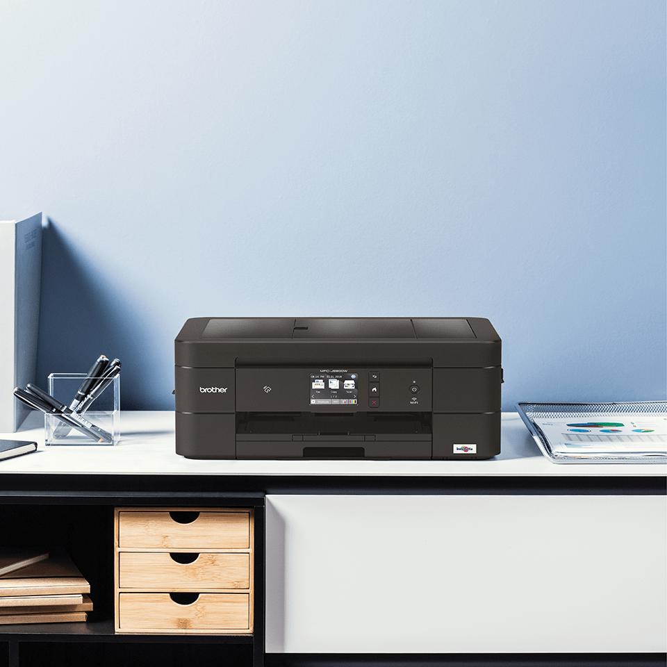 MFC-J890DW Wireless All-in-one Inkjet Printer + NFC 6