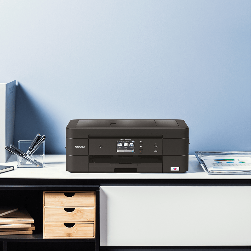 MFC-J890DW Wireless All-in-one Inkjet Printer + NFC 6