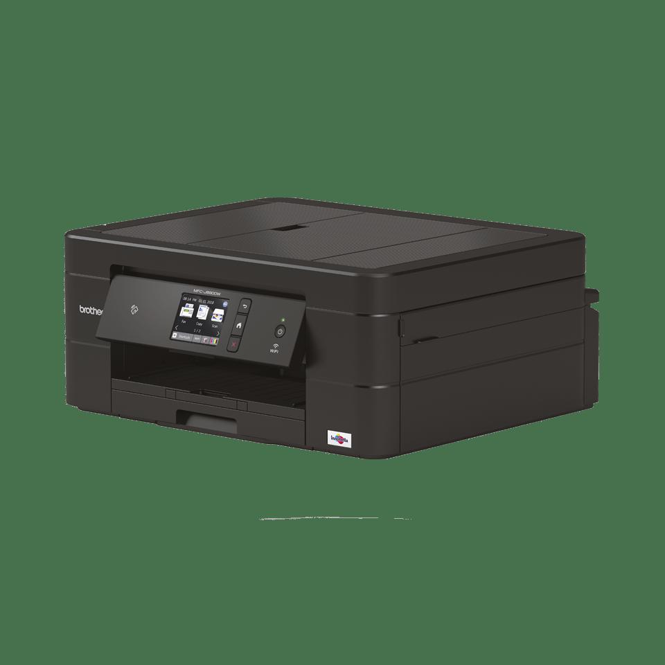 MFC-J890DW Wireless All-in-one Inkjet Printer + NFC 0