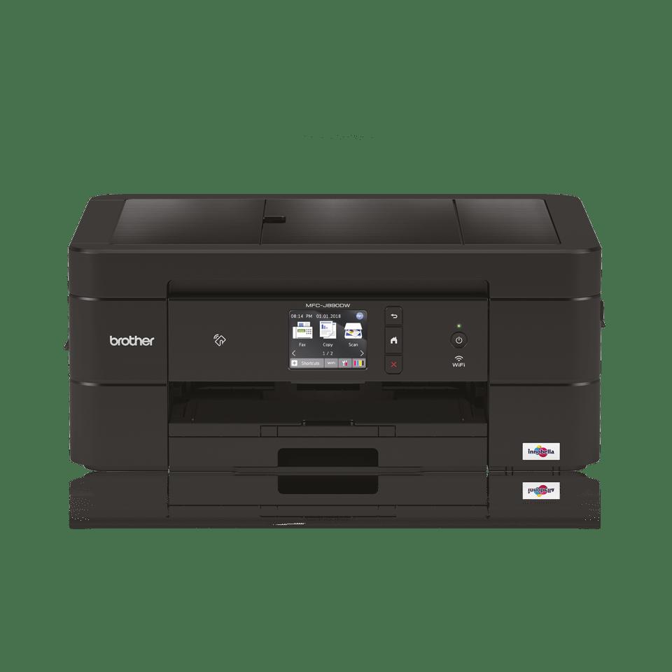 MFC-J890DW Wireless All-in-one Inkjet Printer + NFC 4