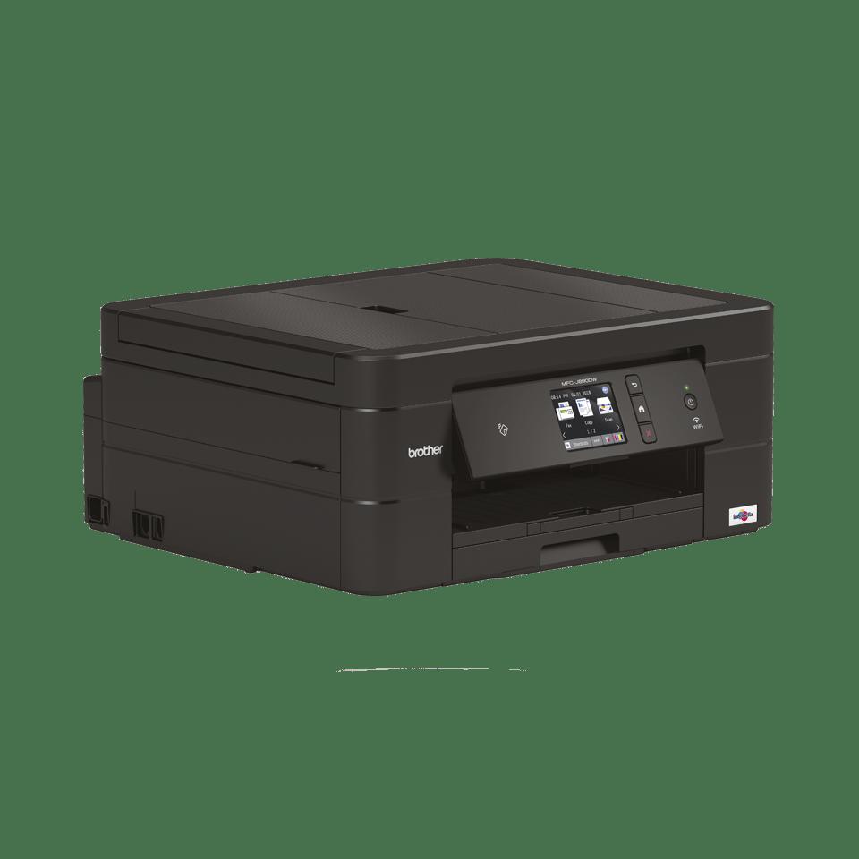 MFC-J890DW Wireless All-in-one Inkjet Printer + NFC 1