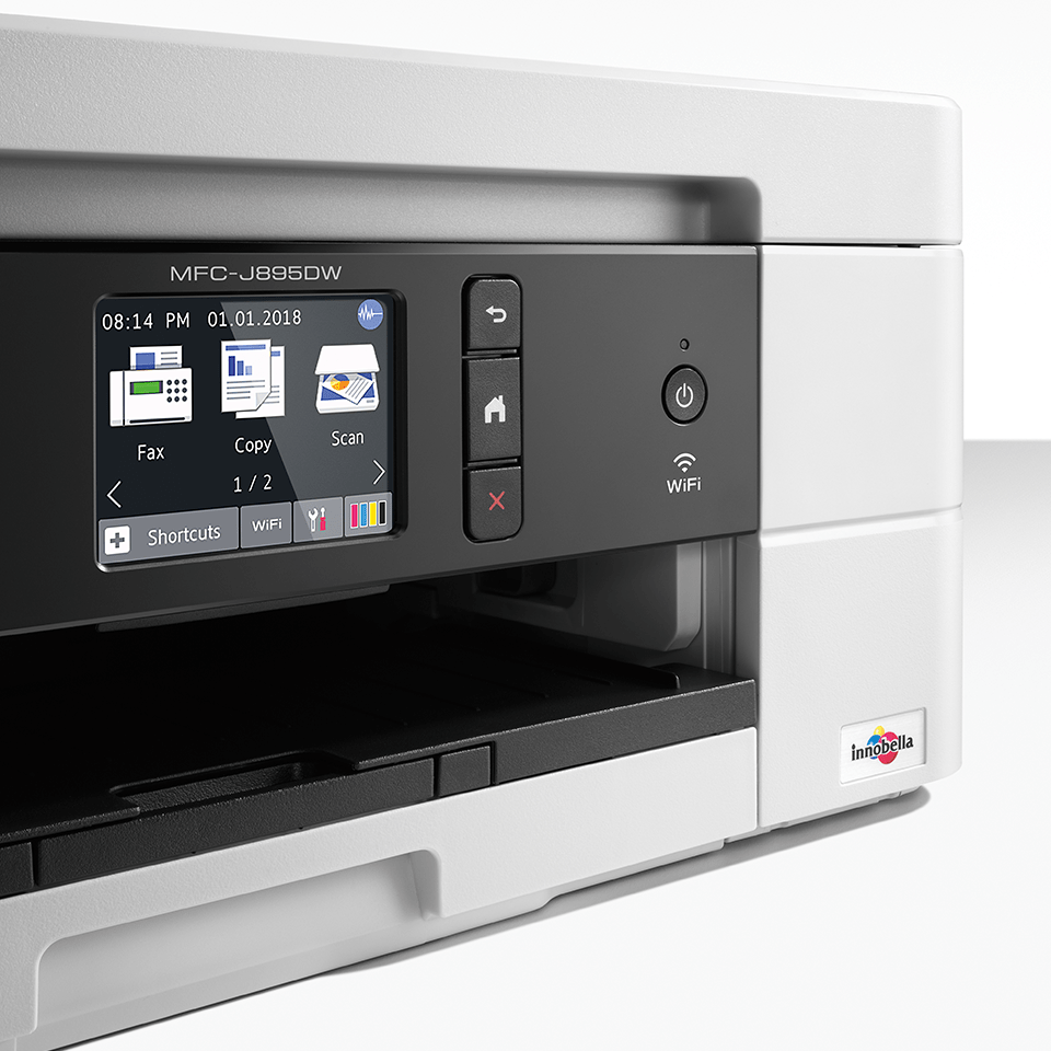 MFC-J895DW All-in-one Wireless Inkjet Printer + NFC  4