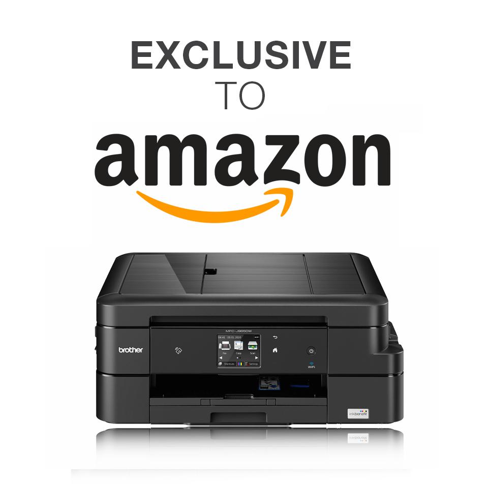 MFC-J985DW Wireless Inkjet Printer