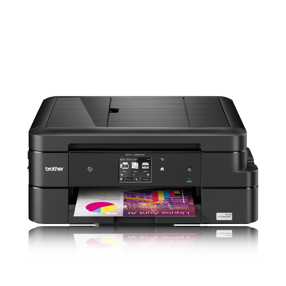 MFC-J985DW Wireless Inkjet Printer 4