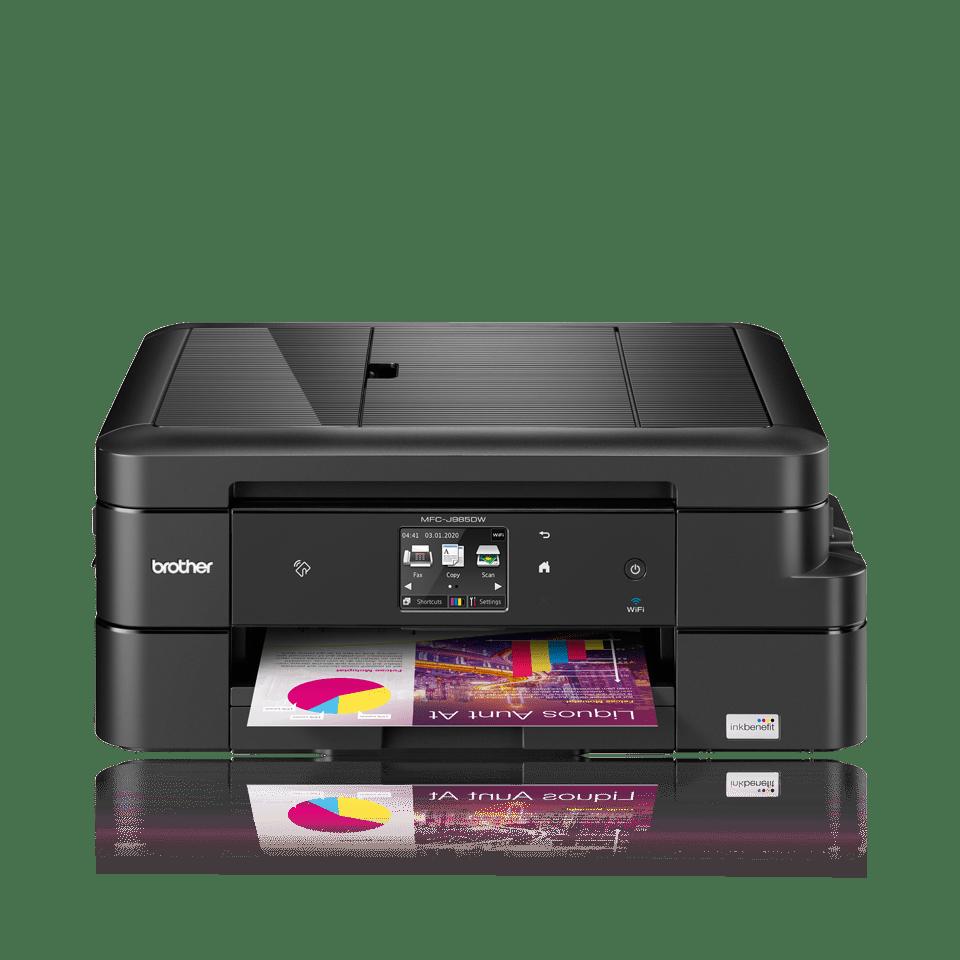 MFC-J985DW Wireless Inkjet Printer 4