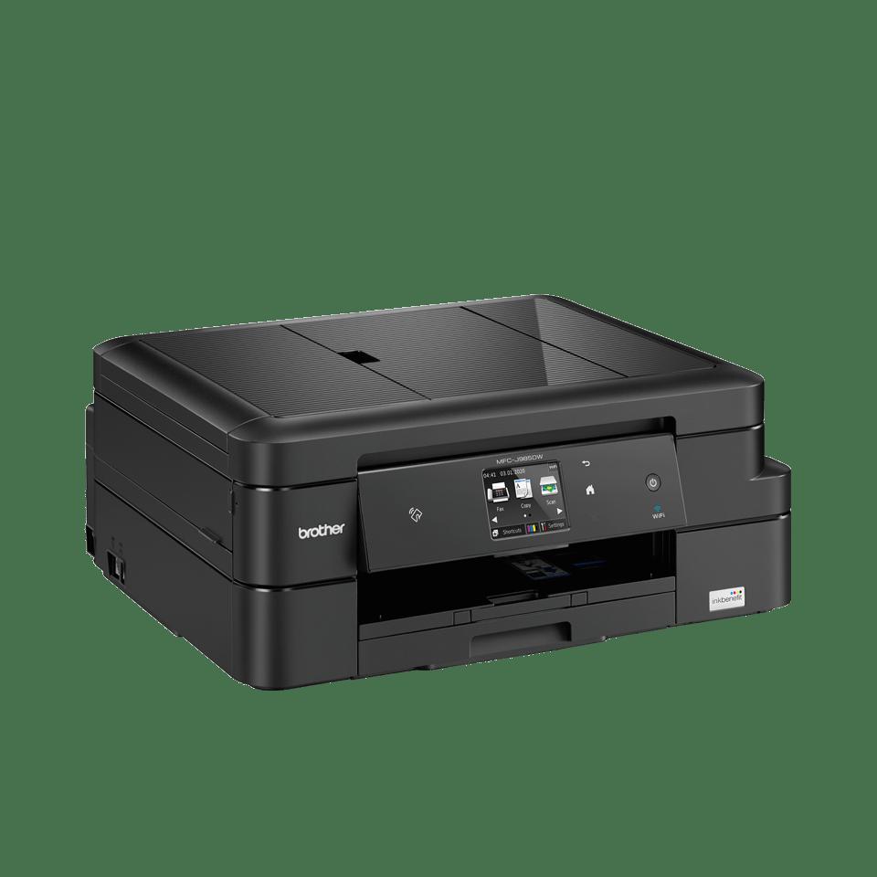 MFC-J985DW Wireless Inkjet Printer 2