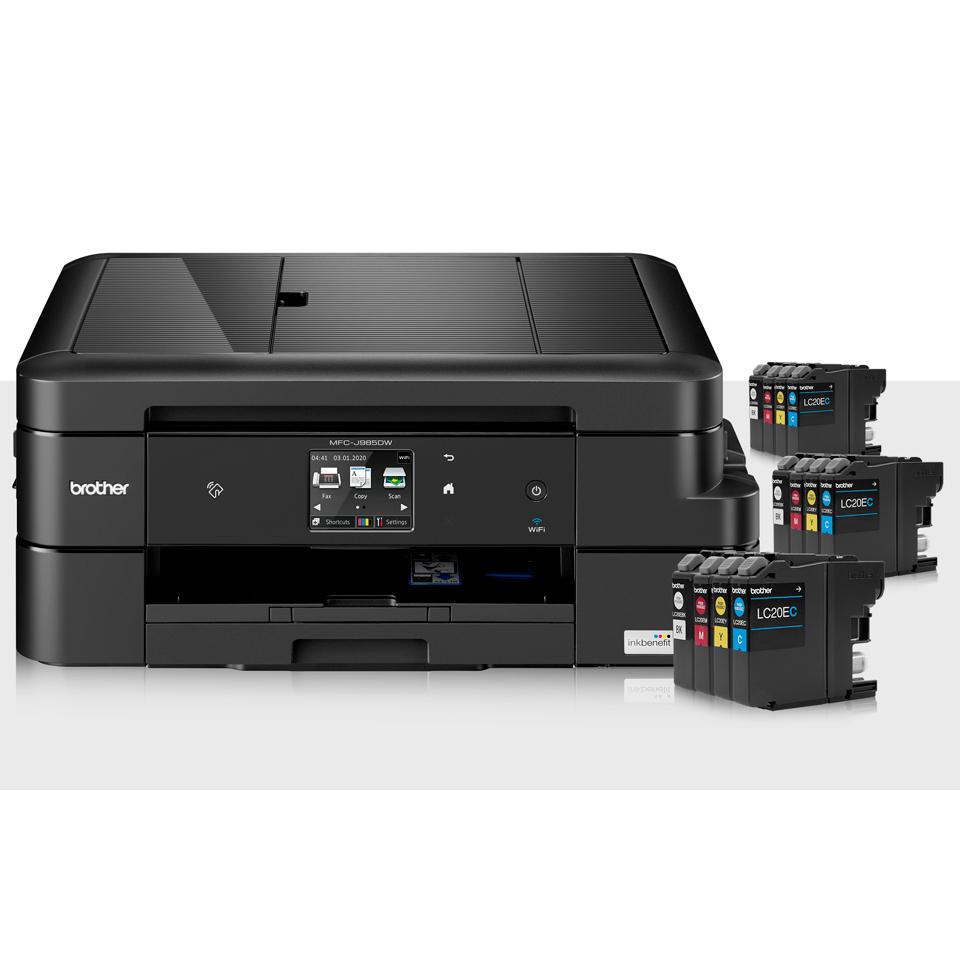 MFC-J985DWXL All-in-One A4 inkjet