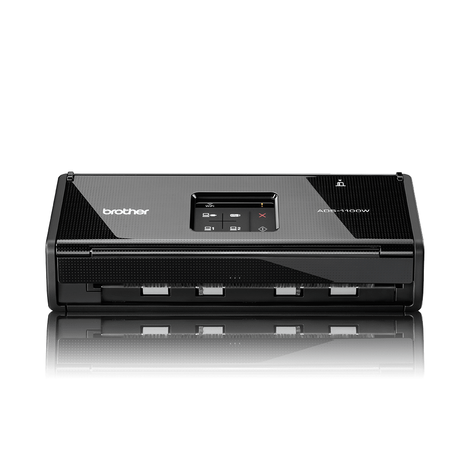 ADS-1100W Compact Document Scanner + Wireless 3
