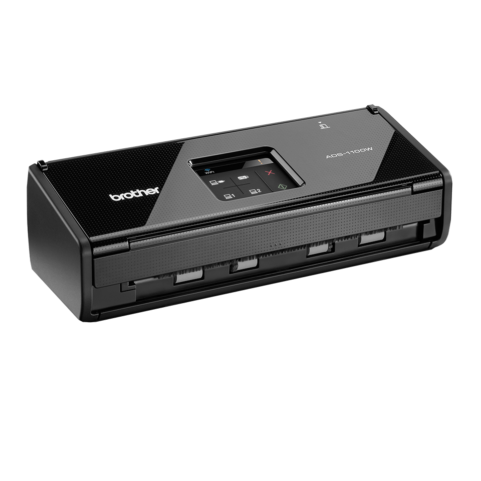 ADS-1100W Compact Document Scanner + Wireless 2