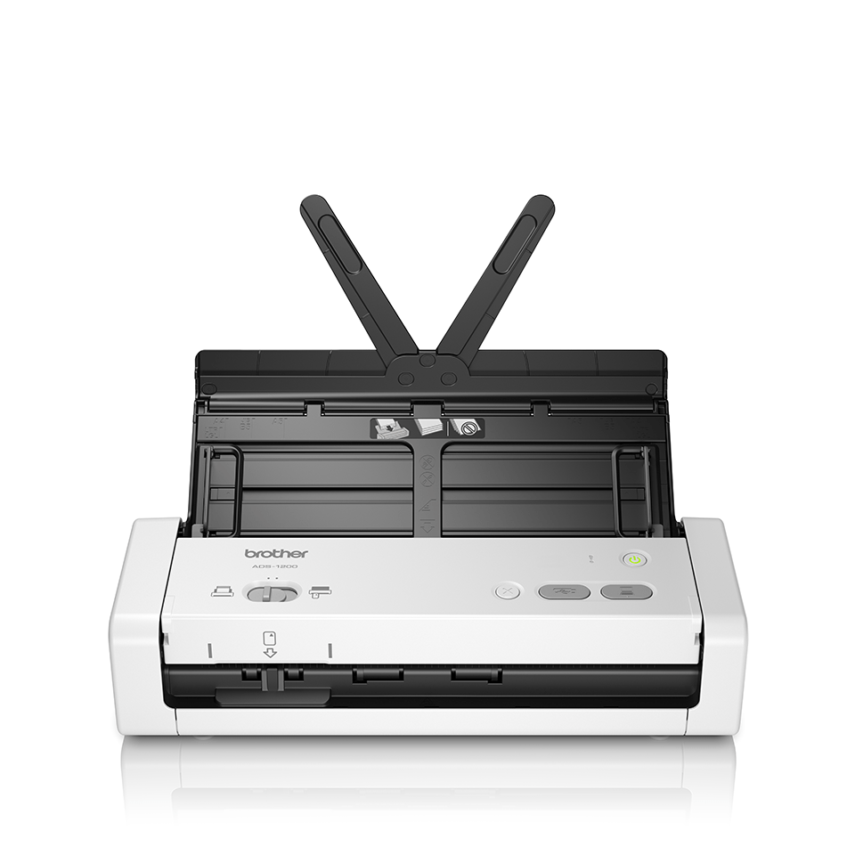 ADS-1200 Portable, Compact Document Scanner 5