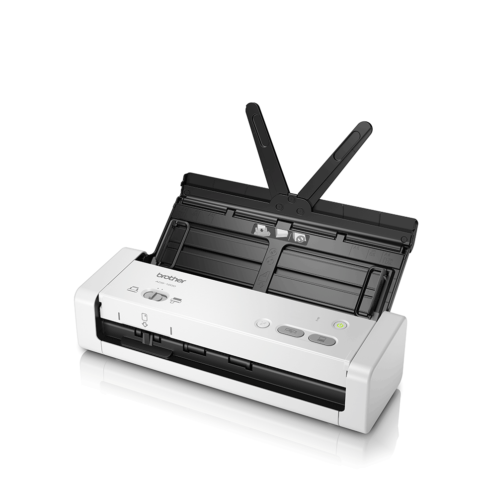 ADS-1200 Portable, Compact Document Scanner 2
