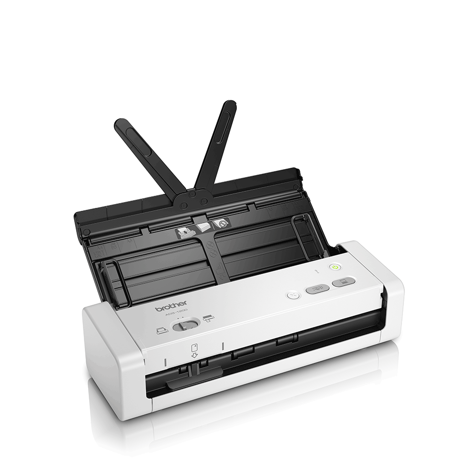 ADS-1200 Portable, Compact Document Scanner 3