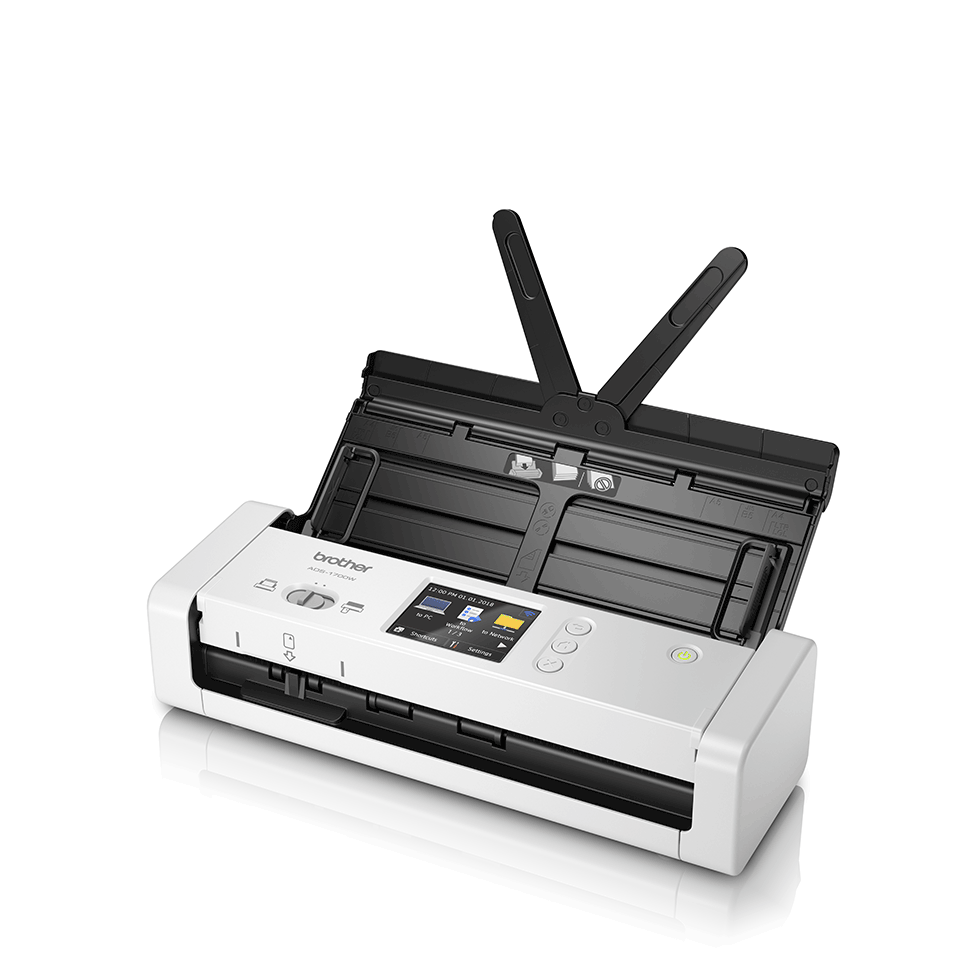 ADS-1700W Wireless, Compact Document Scanner 2