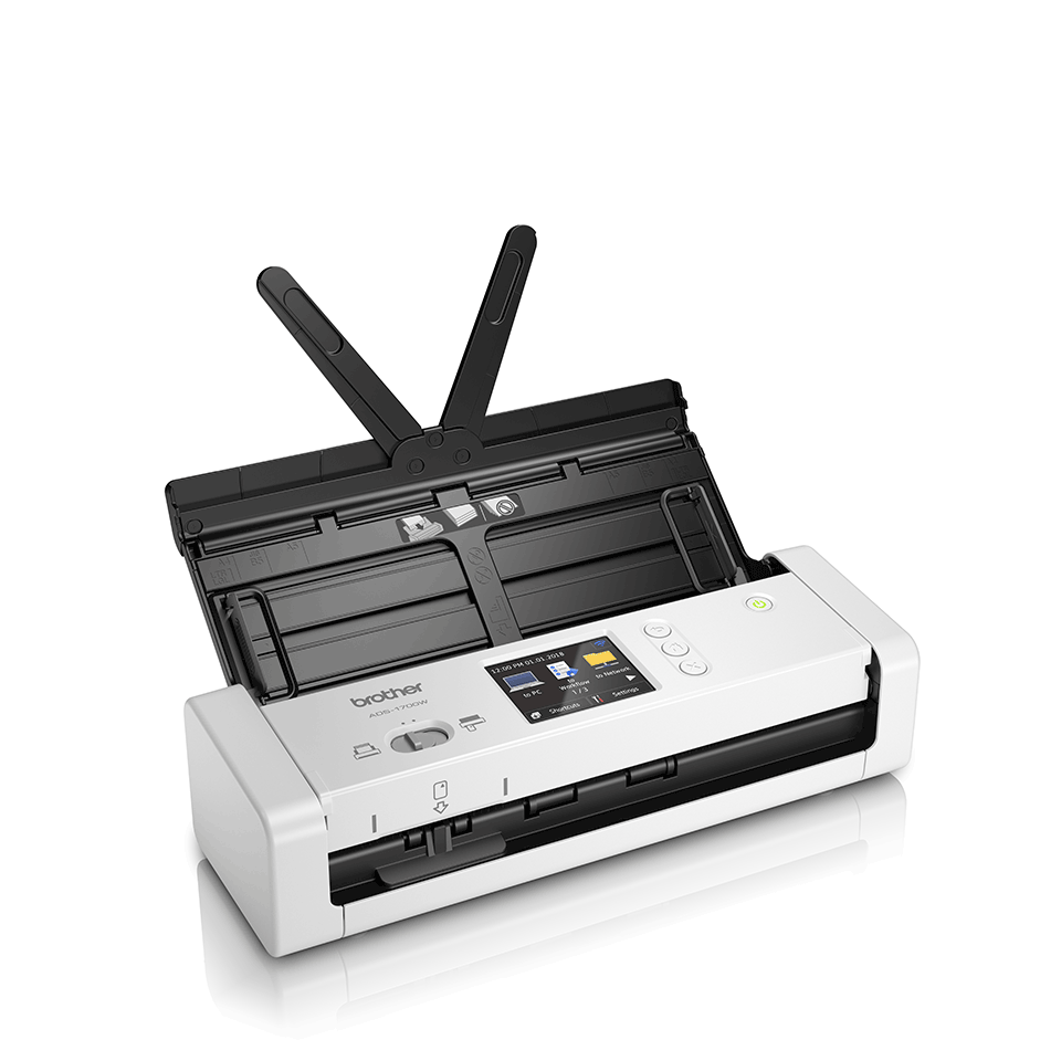 ADS-1700W Wireless, Compact Document Scanner 3