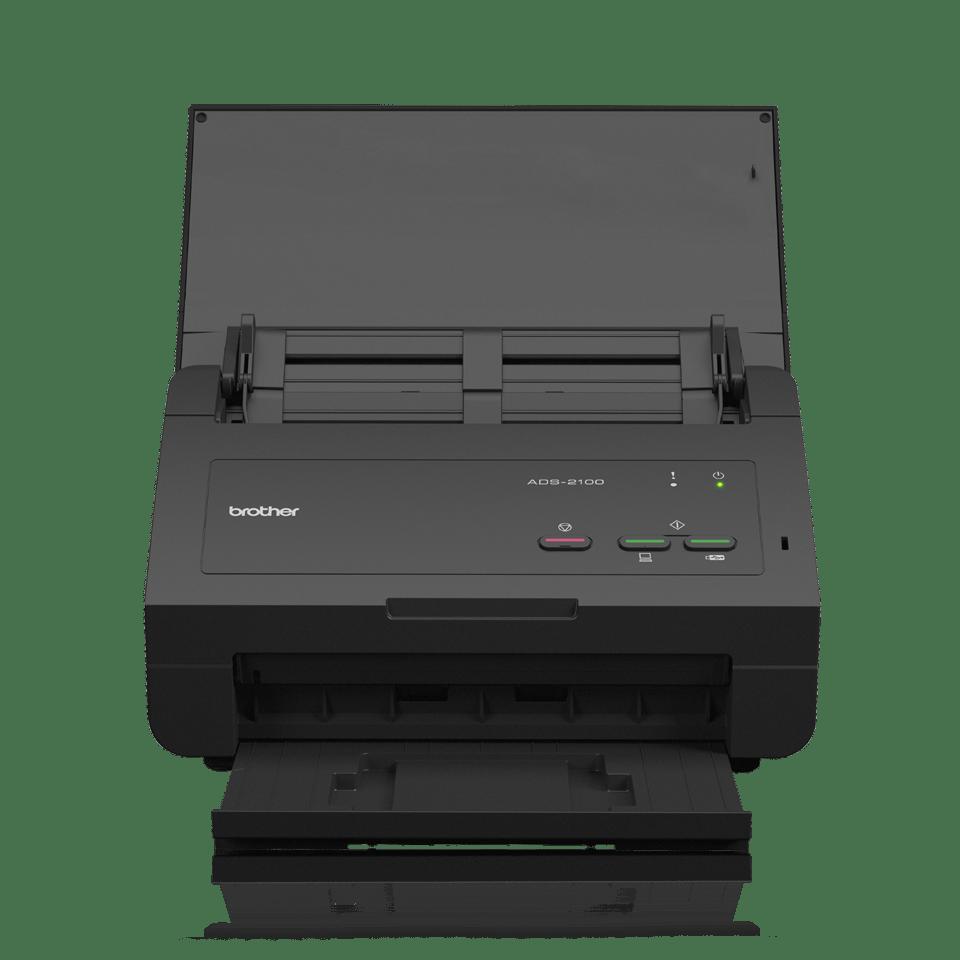 ADS-2100 High-Speed Desktop Scanner 4