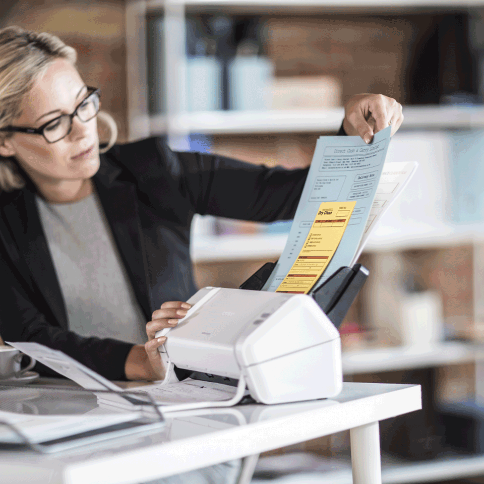 ADS-2200 Desktop Document Scanner 8