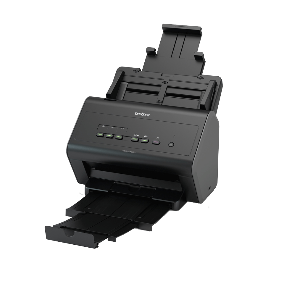 ADS-2400N Network Desktop Scanner 2