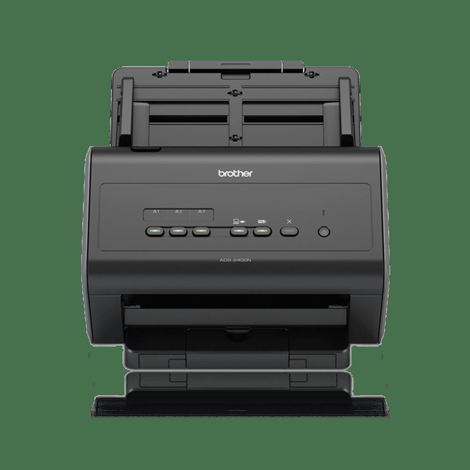ADS-2400N Network Desktop Scanner
