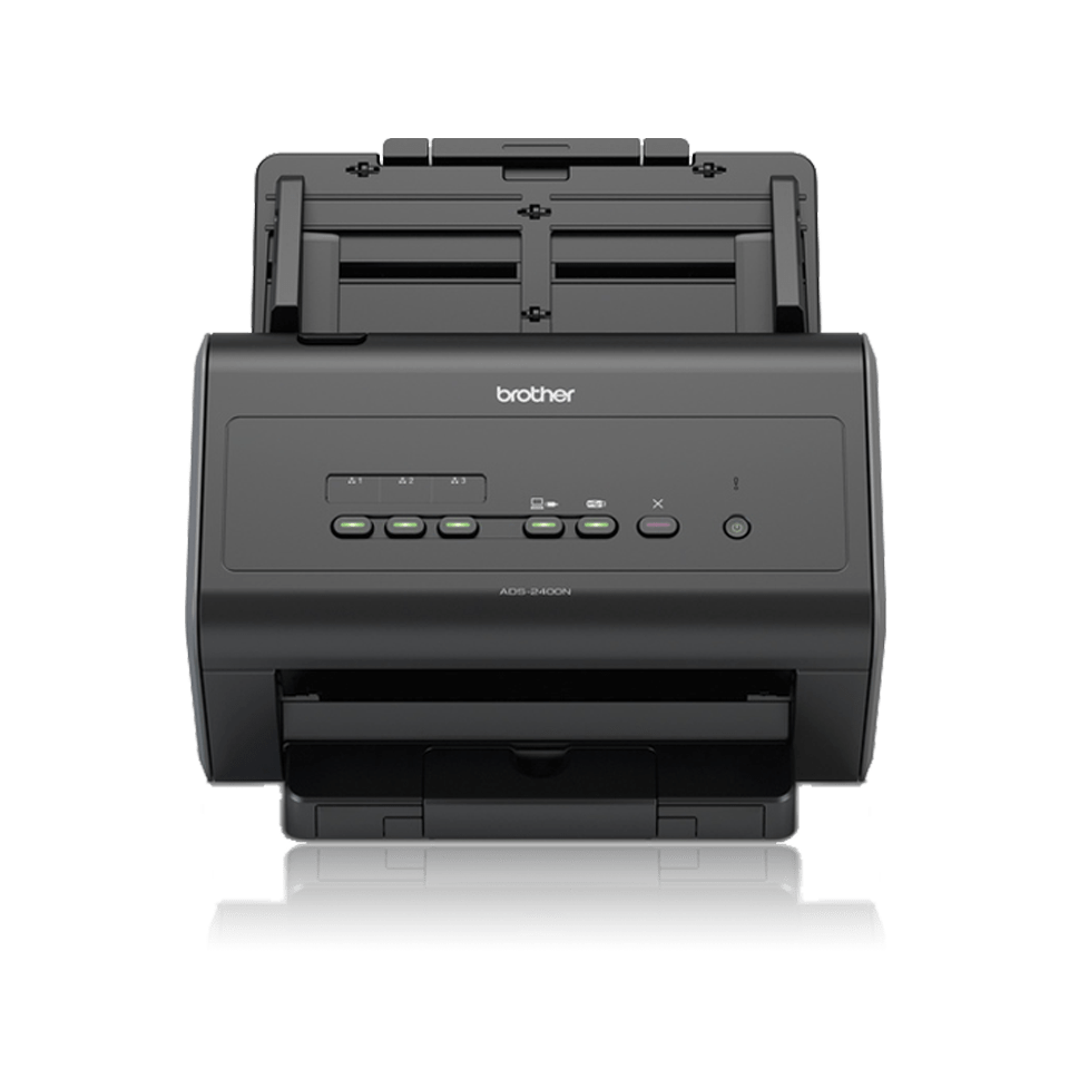 ADS-2400N Network Desktop Scanner