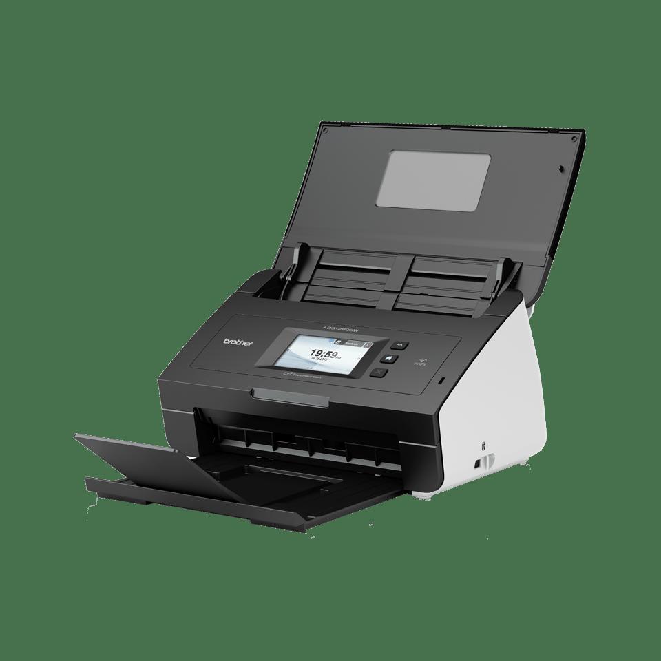 ADS-2600W High-Speed Desktop Scanner + Wireless 5
