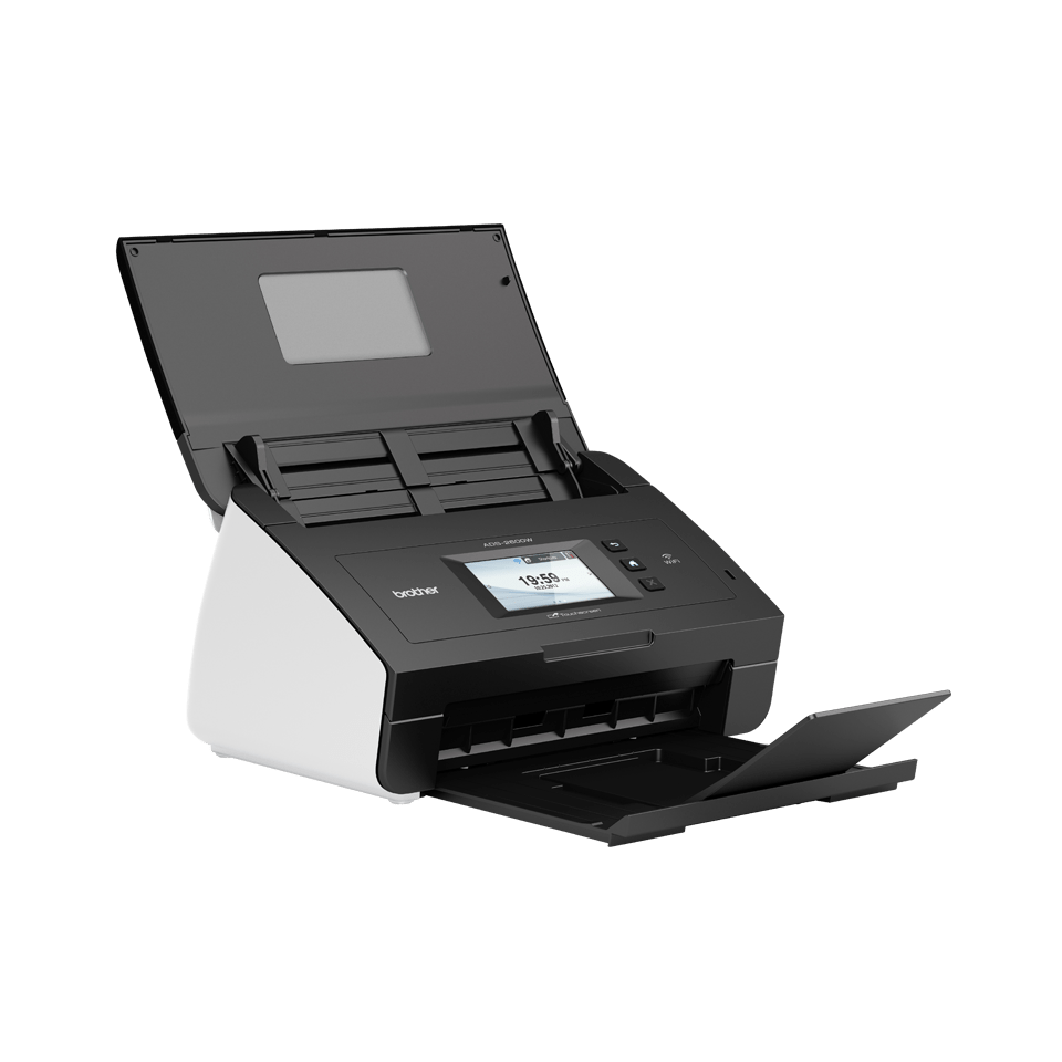 ADS-2600W High-Speed Desktop Scanner + Wireless 6