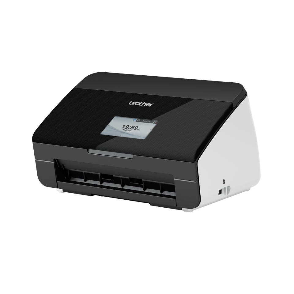 ADS-2600W High-Speed Desktop Scanner + Wireless 2