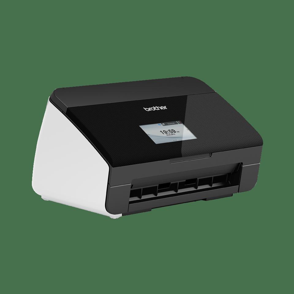 ADS-2600W High-Speed Desktop Scanner + Wireless 3