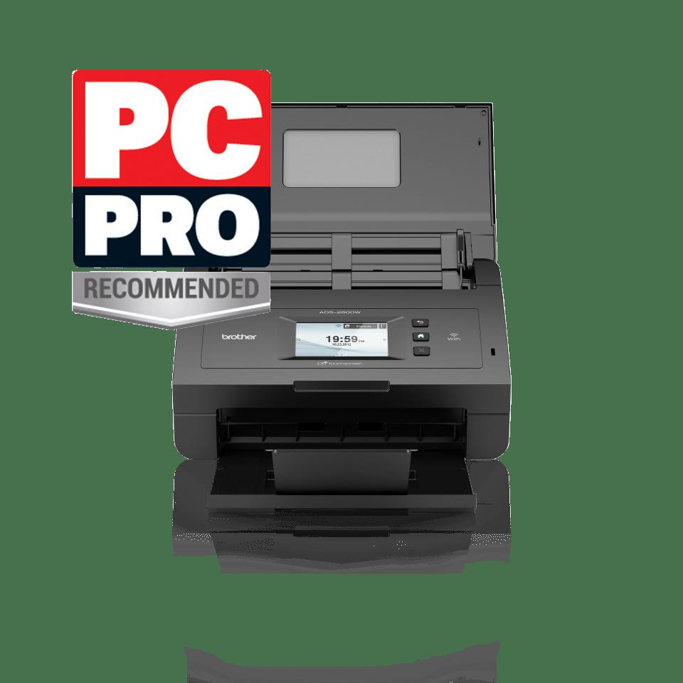 ADS-2600We Wireless Desktop Scanner 2