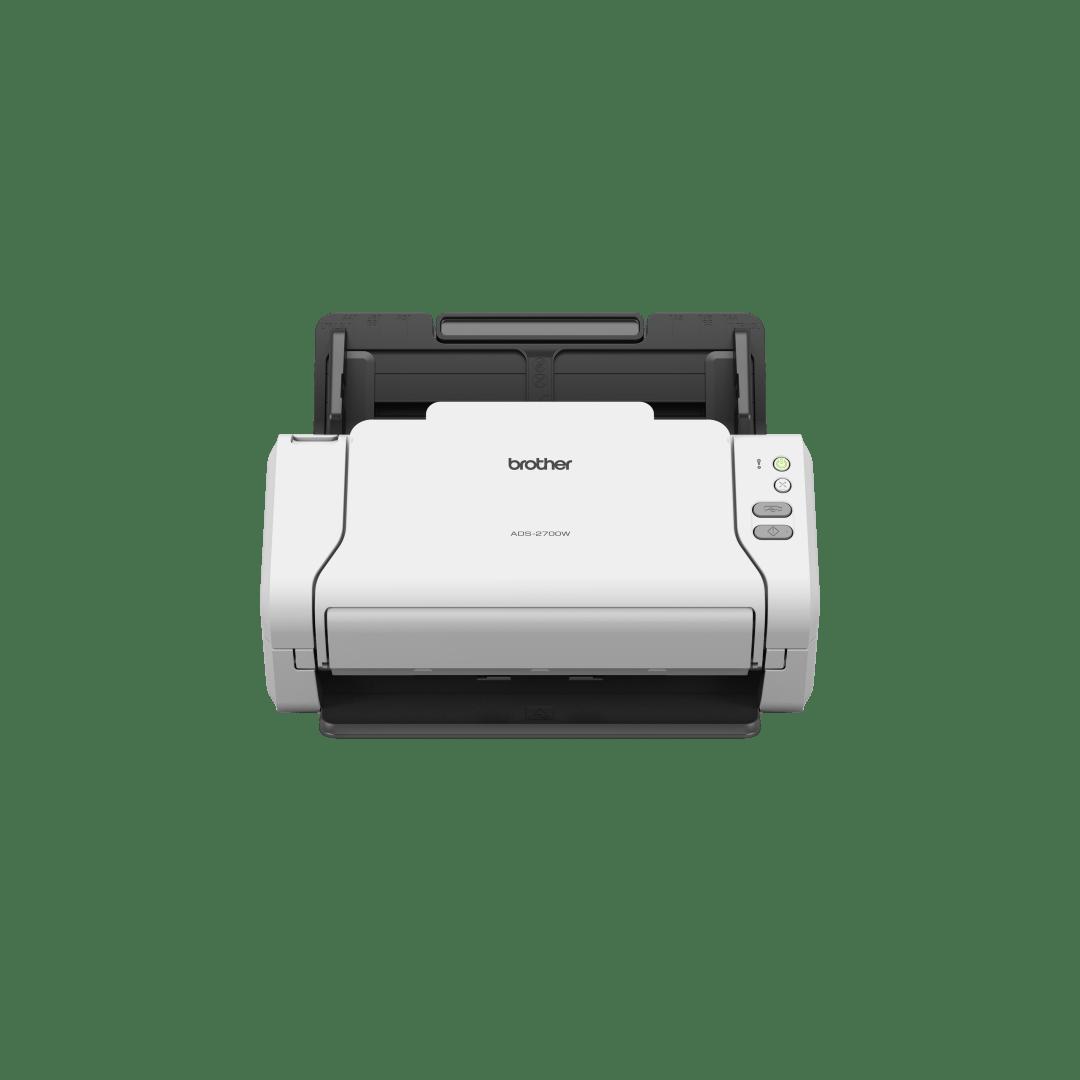 ADS-2700W Wireless Desktop Scanner 4