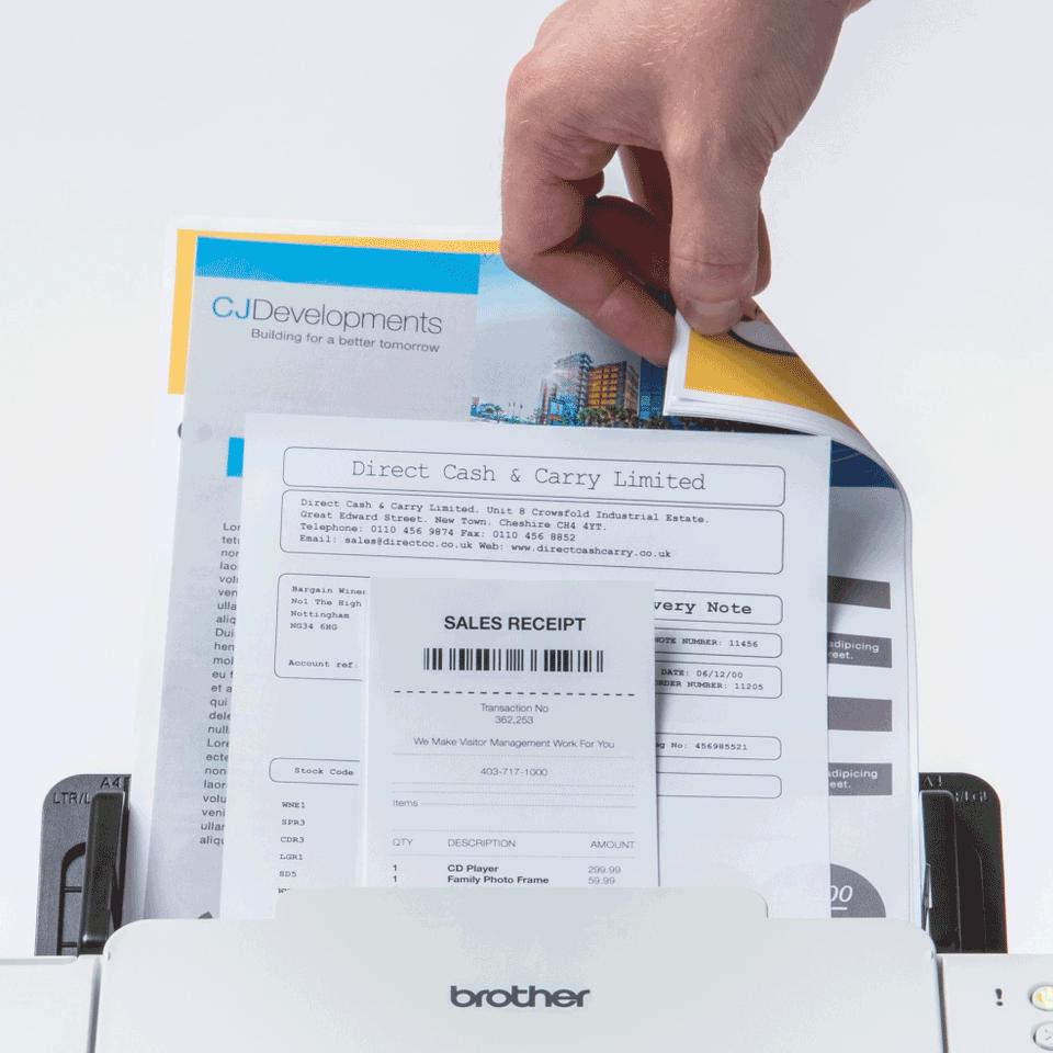 ADS-2700W Wireless Desktop Scanner 5