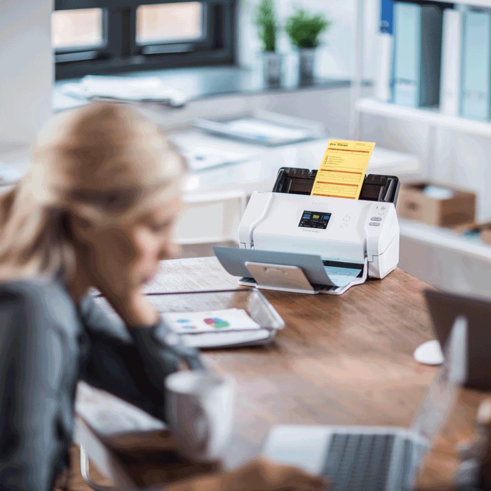 ADS-2700W Wireless Desktop Scanner 9