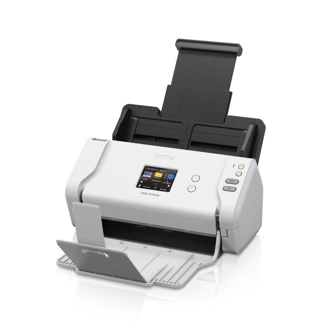 ADS-2700W Wireless Desktop Scanner 0