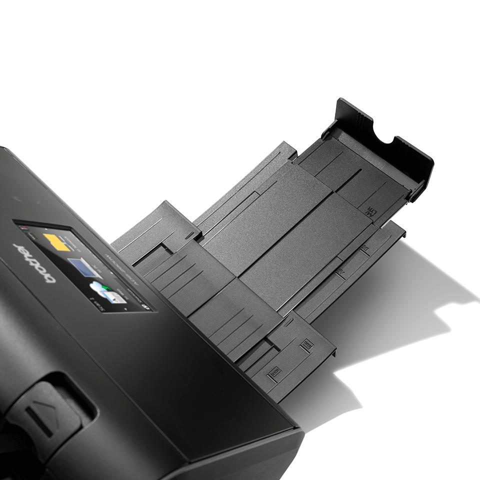 ADS-2800W Wired and Wireless Network Desktop Scanner 6