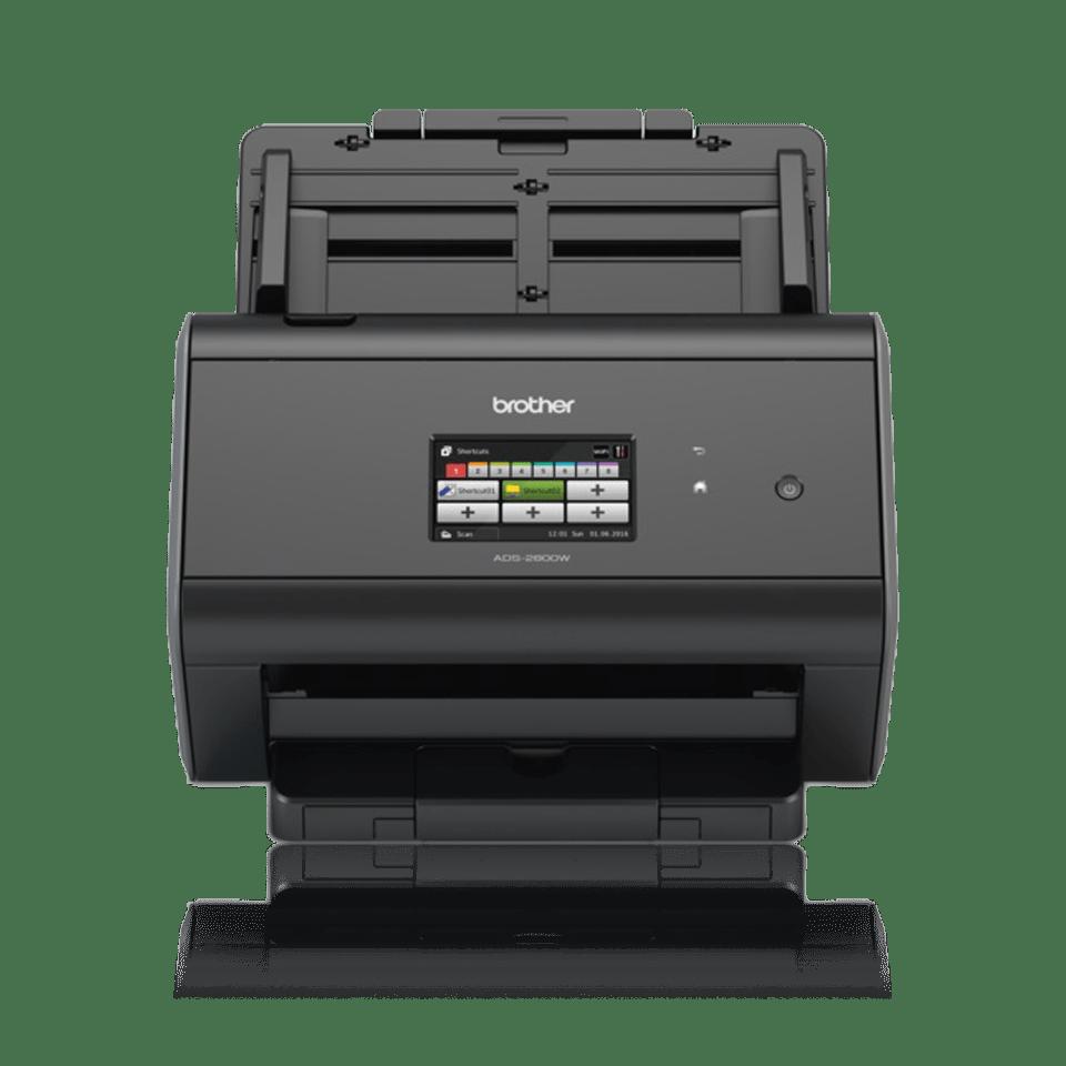 ADS-2800W Wireless Desktop Scanner 2