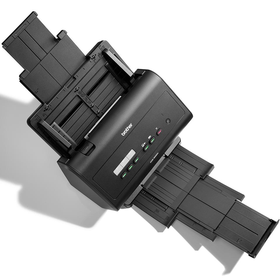 ADS-3000N Fast, Wired Network Desktop Scanner 4