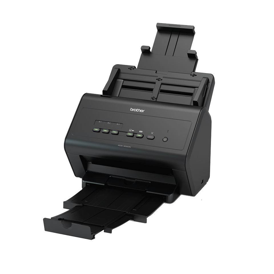 ADS-3000N Fast, Wired Network Desktop Scanner