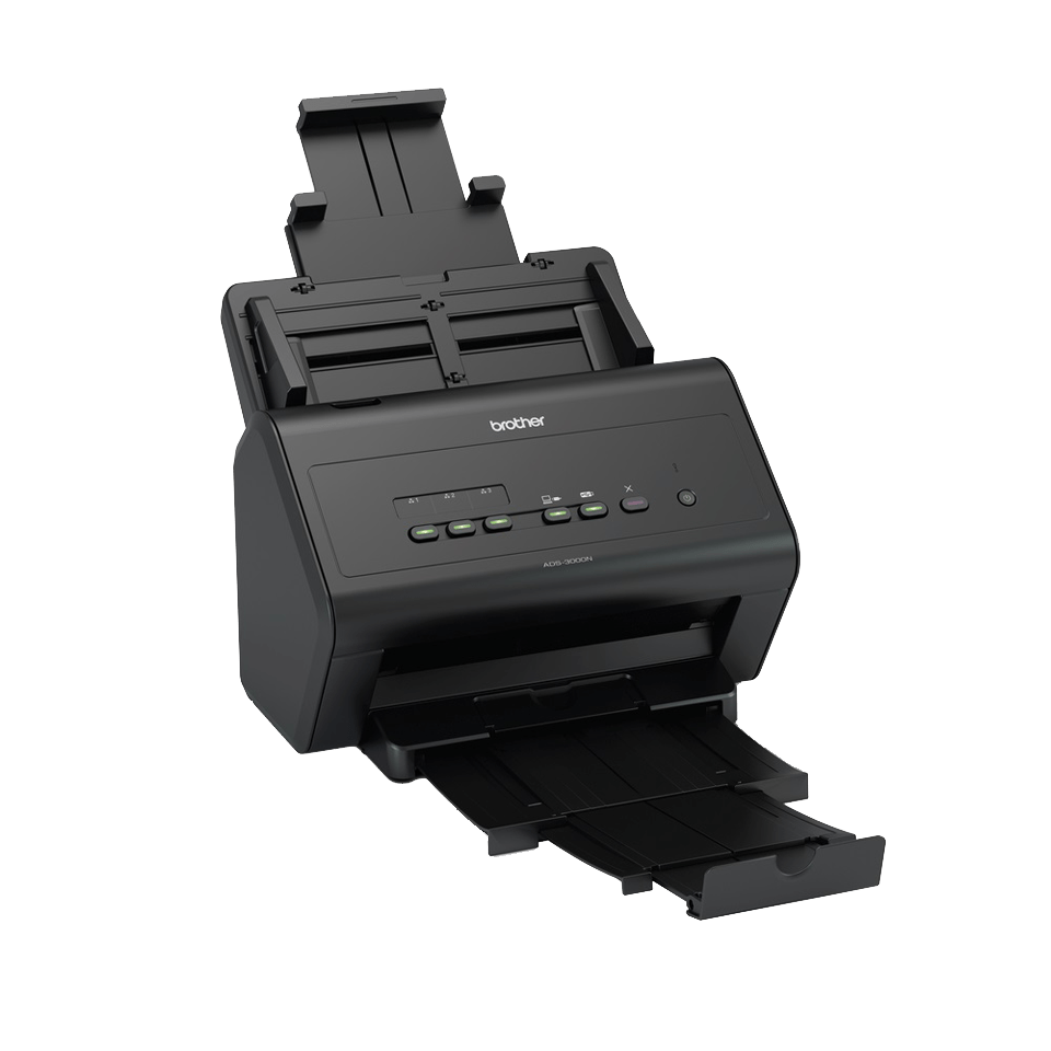 ADS-3000N Fast, Wired Network Desktop Scanner 3