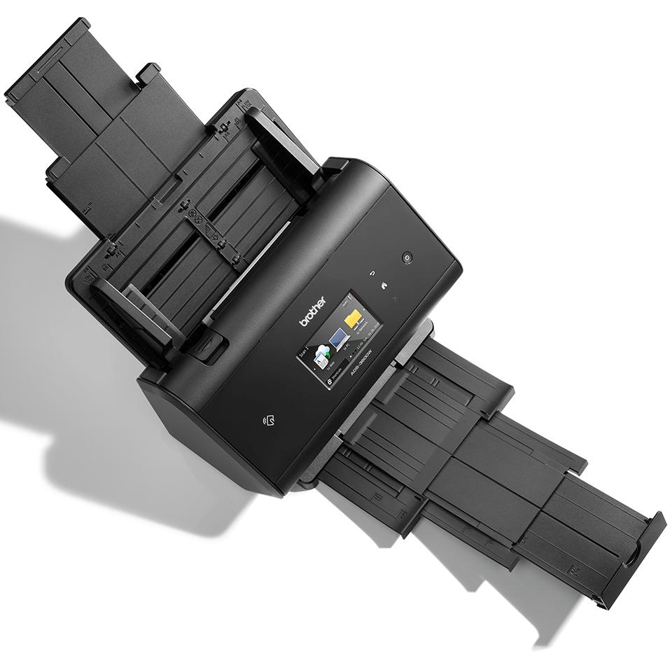 ADS-3600W Wireless Desktop Document Scanner 5